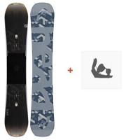 Snowboard Head Instinct I. Kers 2018 + Fixation