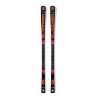 Ski Blizzard GS FIS-Race Dept Plate + Race Xcell 16 2018