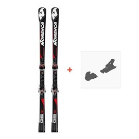Ski Nordica Dobermann Gsr Rb + N Power X-Cell Evo 2018