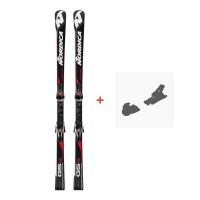 Ski Nordica Dobermann Gsr Rb + N Power X-Cell Evo 20180A7023G1