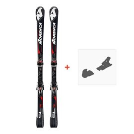 Ski Nordica Dobermann Slr RB Evo + N Power X-Cell Evo 20180A7027G1.001