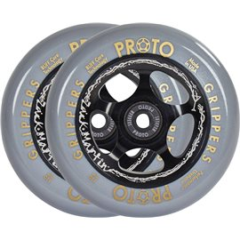Proto Gripper Zack Martin Scooter Wheels Complete 2-Pack 2018
