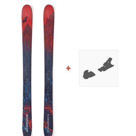 Ski Nordica Enforcer S 2018 + Fixation de ski0A720900.001