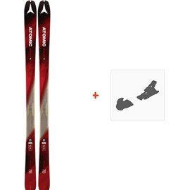 Ski Atomic Backland 78 2018 + Fixation de skiAA0026638