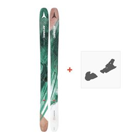 Ski Atomic Backland FR WMN 102 2018 + Fixation de ski