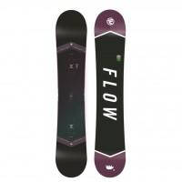 Snowboard Flow Venus Black 2018SF180210