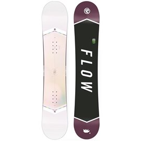 Snowboard Flow Venus White 2018SF180215