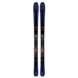 SKI Salomon D XDR 88 TI+ WARDEN MNC13 DEMO 2018