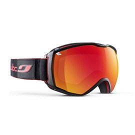Julbo Airflux Mirror Spectron Double Lens Cat 3 Black/Red 2018
