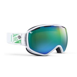 Julbo Atlas Mirror Polorizing Double Lens White/Green 2018