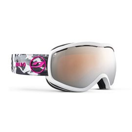 Julbo Equinox Mirror Spectron Double Lens Cat 3 White Marble 2018