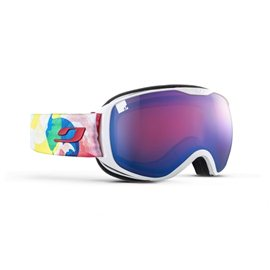 Julbo Pioneer Mirror Spectron Double Lens Cat 3 Tie and Dye White 2018