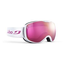 Julbo Pioneer Mirror Spectron Double Lens Cat 3 White/Pink 2018