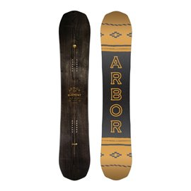 Snowboard Arbor Element Black 201811801F17-1