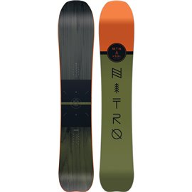 Snowboard Nitro Mountain x VSSL Unit 2018