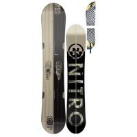 Snowboard Nitro Nomad Set Skins 2018830223SET