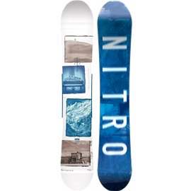 Snowboard Nitro Team Exposure Gullwing 2018830229