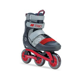 K2 Trio 100 Gray Red 2019