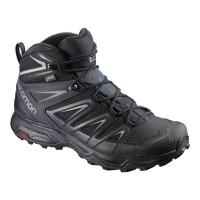Salomon Shoes X Ultra 3 Mid Gtx Bk/India Ink/M 2018L39867400