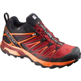 Salomon Shoes X Ultra 3 Gtx Bk/Red Dalhia/Scarl 2018L39867000