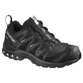 Salomon Shoes XA Pro 3D Gtx W Black/Black/GY 2018