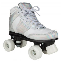 Rookie Rollerskates Forever Forever Disco Silver