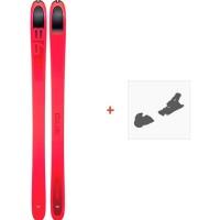 Ski Dynafit Beast 98 Women 2019 with Ski Bindings