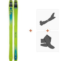 Ski Dynafit Speed 90 2019 + Fixations randonnée + Peau