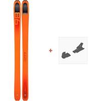 Ski Dynafit Beast 98 2019 + Fixation de ski
