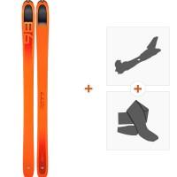 Ski Dynafit Beast 98 2019 + Alpine Touring Bindings + Climbing skin08-0000048464
