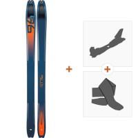 Ski Dynafit Tour 96 2019 + Fixations randonnée + Peau08-0000048463