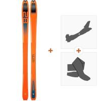 Ski Dynafit Tour 82 2019 + Fixations randonnée + Peau08-0000048460