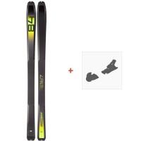 Ski Dynafit Speedfit 84 2019 + Fixation de ski