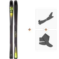 Ski Dynafit Speedfit 84 2019 + Fixations randonnée + Peau