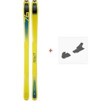 Ski Dynafit Speed 76 2019 + Fixation de ski