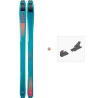 Ski Dynafit Tour 88 W 2019 + Fixation de ski