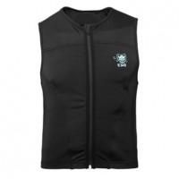 TSG Backbone Vest Junior Black