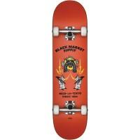 Skateboard Globe G2 Black Market 7.75'' - Red - CompleteGB10525316-1200