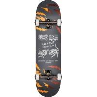 Skateboard Globe G2 Cut Club 8.25'' - Black / Makatza - CompleteGB10525313-1000