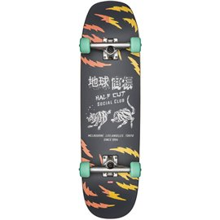 Skateboard Globe G2 Cut Club 8.625'' - Yellow/Black - CompleteGB10525319-1000