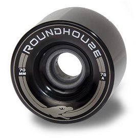 Carver Roundhouse Mag Wheels Smoke - 70mm 78amag7078