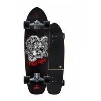 """Surf Skate Carver 33.5 Yoga Dora Pro Model 33.5\\"""" Complete19003-C"""