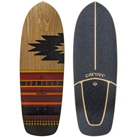 "Surf Skate Carver Courtney Conlogue 29.5"" 2017 - Deck Only"