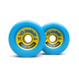 Mellow Front Roues (set of 2 Roues) Blue Yellow