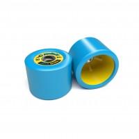 Mellow Drive Wheels (Set of 2 Roues) blue yellowMEL-WHL-DRI-01