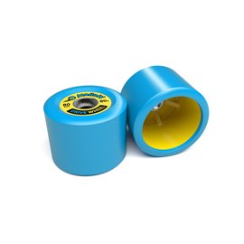Mellow Drive Wheels (Set of 2 Roues) Blue Yellow