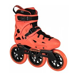Powerslide Imperial Megacruiser 125 Neon Orange 2017