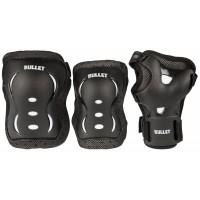 Bullet Triple Padset Black WhiteBUL-PCO-010