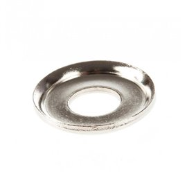 Sushi Truck Hardware Kingpin Washer Conical Top 23 MM Silver