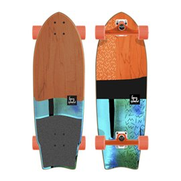 "Long Island Recife 31\\"" Surfskate Li - CompleteLICC8A01-17"